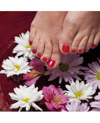 Beauté des pieds brésiliens (50 min)